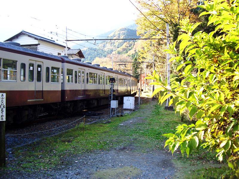 秩父鉄道1000系小倉アイス・2009-1208