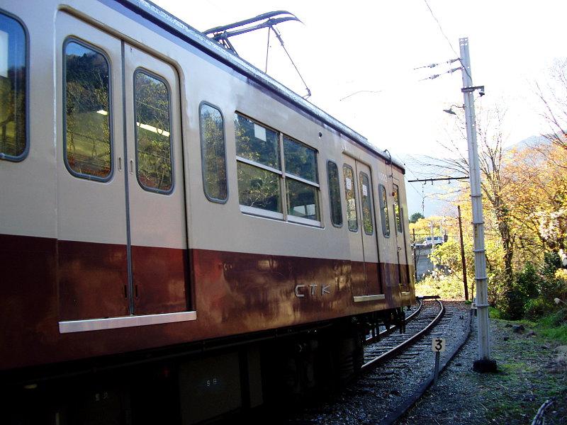 秩父鉄道1000系小倉アイス・2009-1209