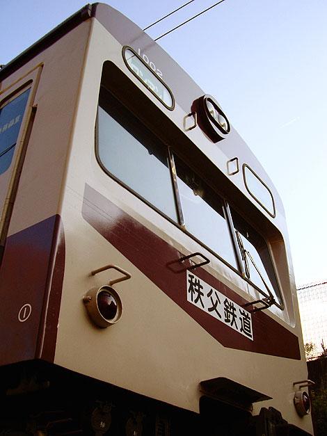 秩父鉄道1000系小倉アイス・2009-1211
