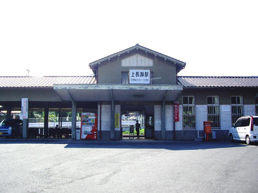 秩父鉄道・上長瀞駅2012夏-9001