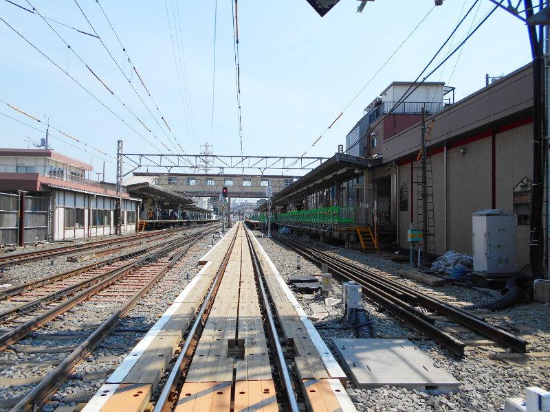 西武新宿線沼袋駅その後2017春-8106