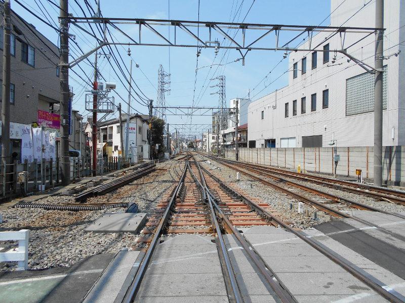 西武新宿線沼袋駅その後2017春-8107