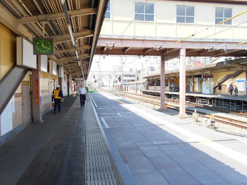 西武新宿線沼袋駅その後2017春-8114