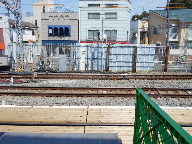 西武新宿線沼袋駅その後2017春-8117
