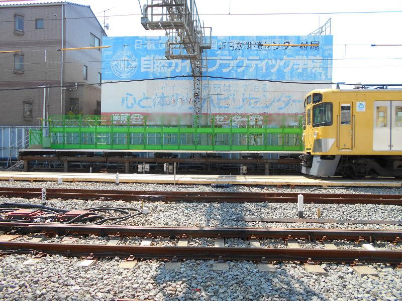 西武新宿線沼袋駅その後2017春-8119