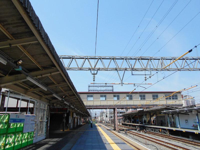 西武新宿線沼袋駅その後2017春-8122