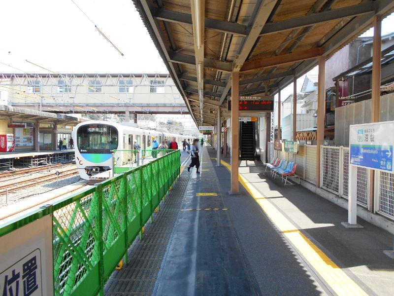 西武新宿線沼袋駅その後2017春-8127