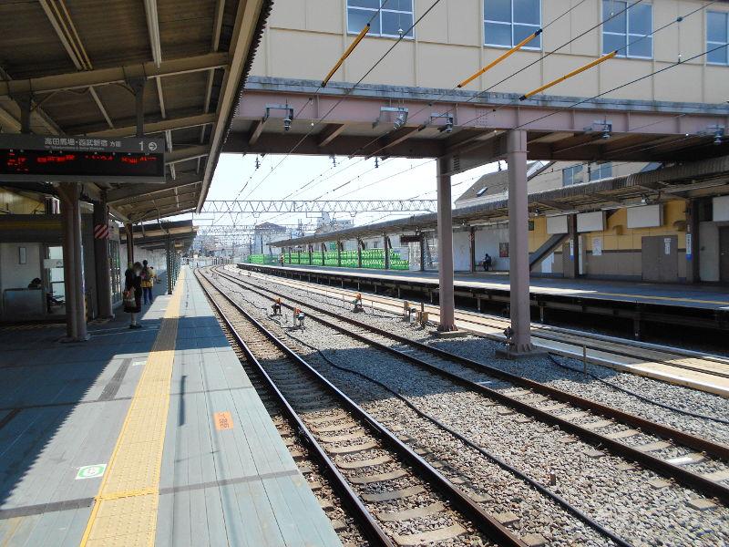 西武新宿線沼袋駅その後2017春-8131