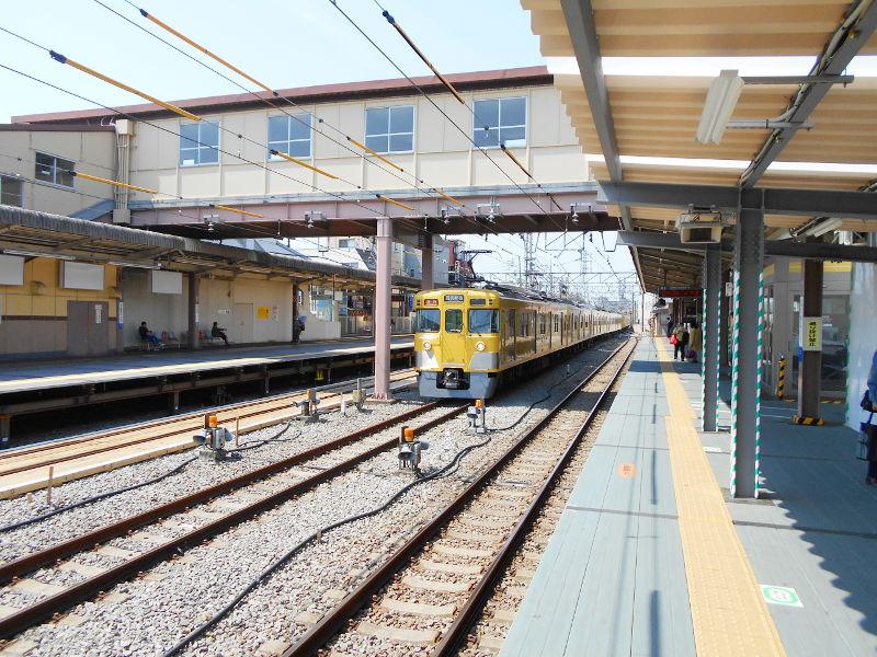 西武新宿線沼袋駅その後2017春-8133