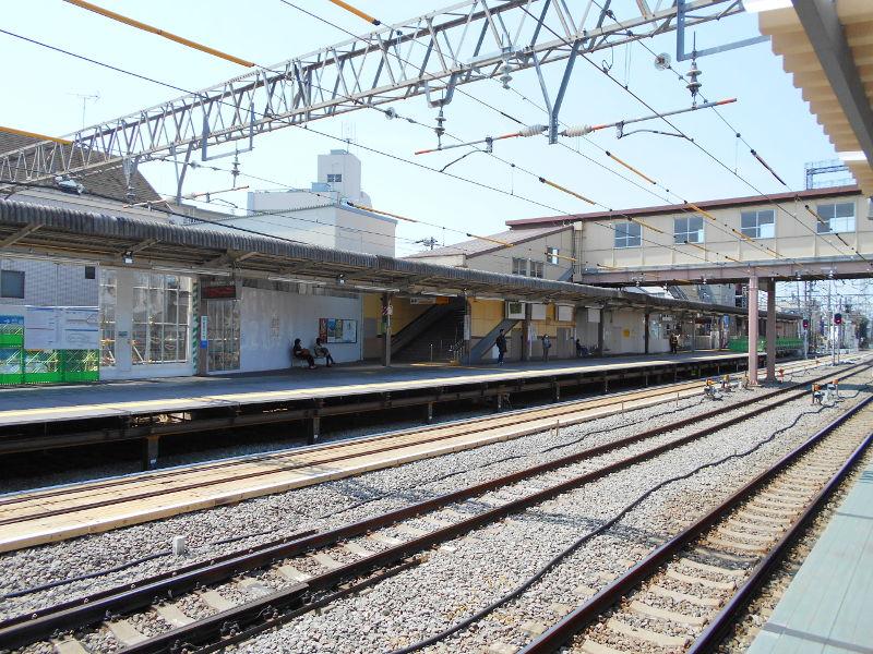 西武新宿線沼袋駅その後2017春-8134