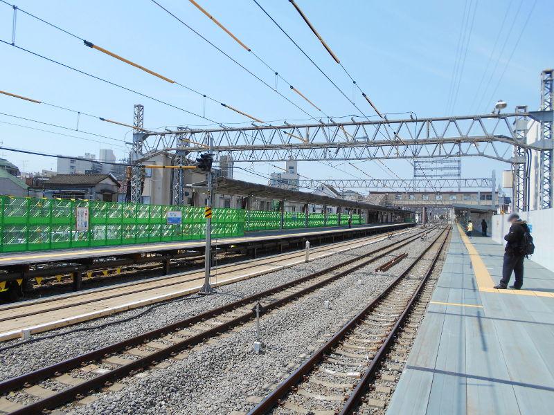 西武新宿線沼袋駅その後2017春-8137