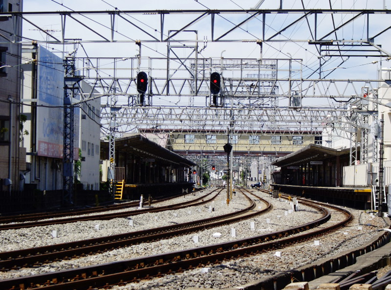西武新宿線沼袋駅2017春-8006
