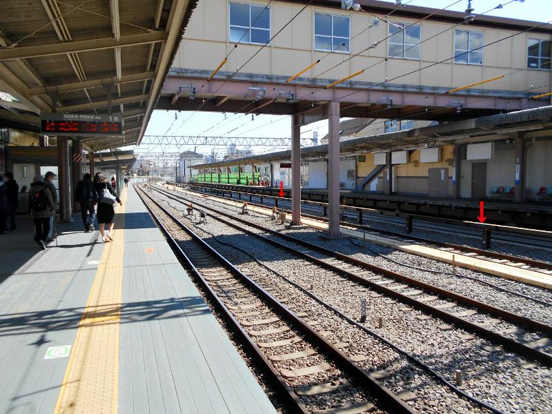 西武新宿線沼袋駅2017春-8018