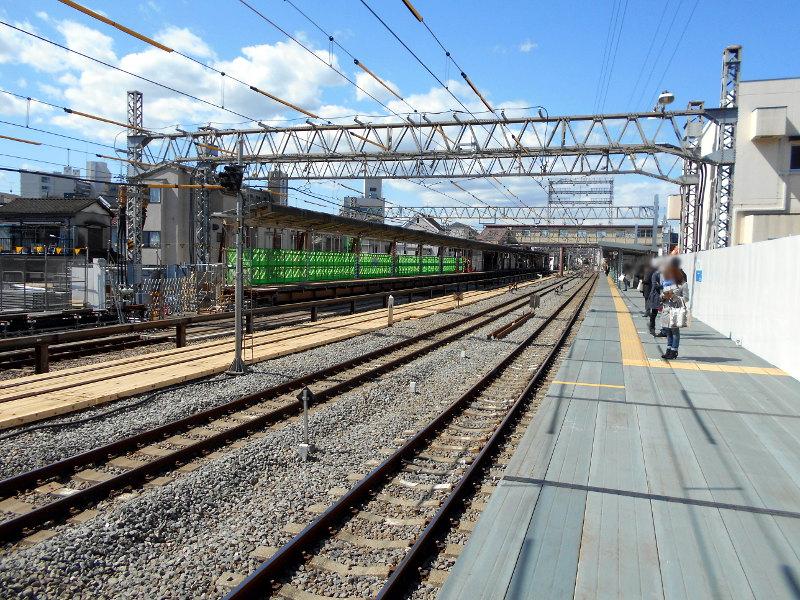 西武新宿線沼袋駅2017春-8029