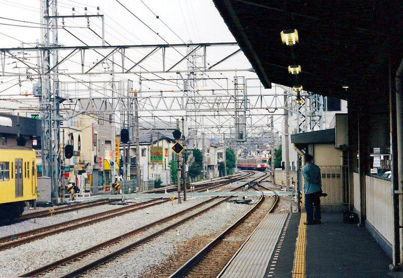 西武新宿線沼袋駅2017春-8032