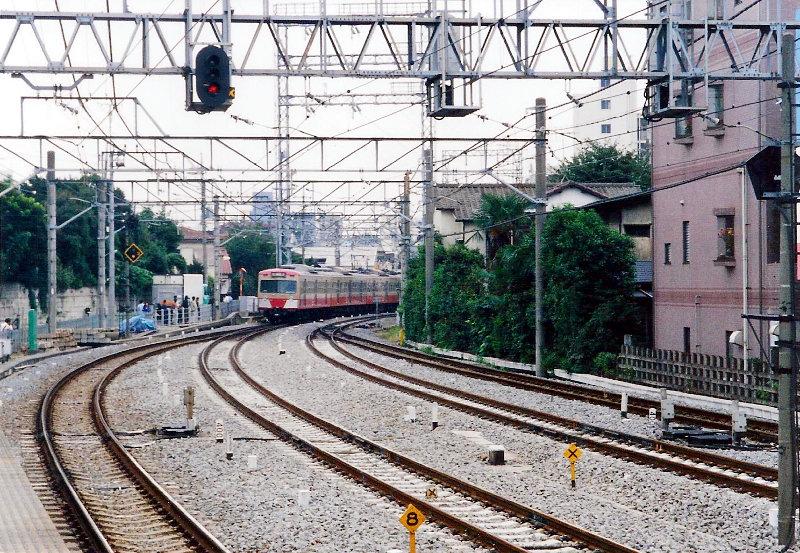 西武新宿線沼袋駅2017春-8034