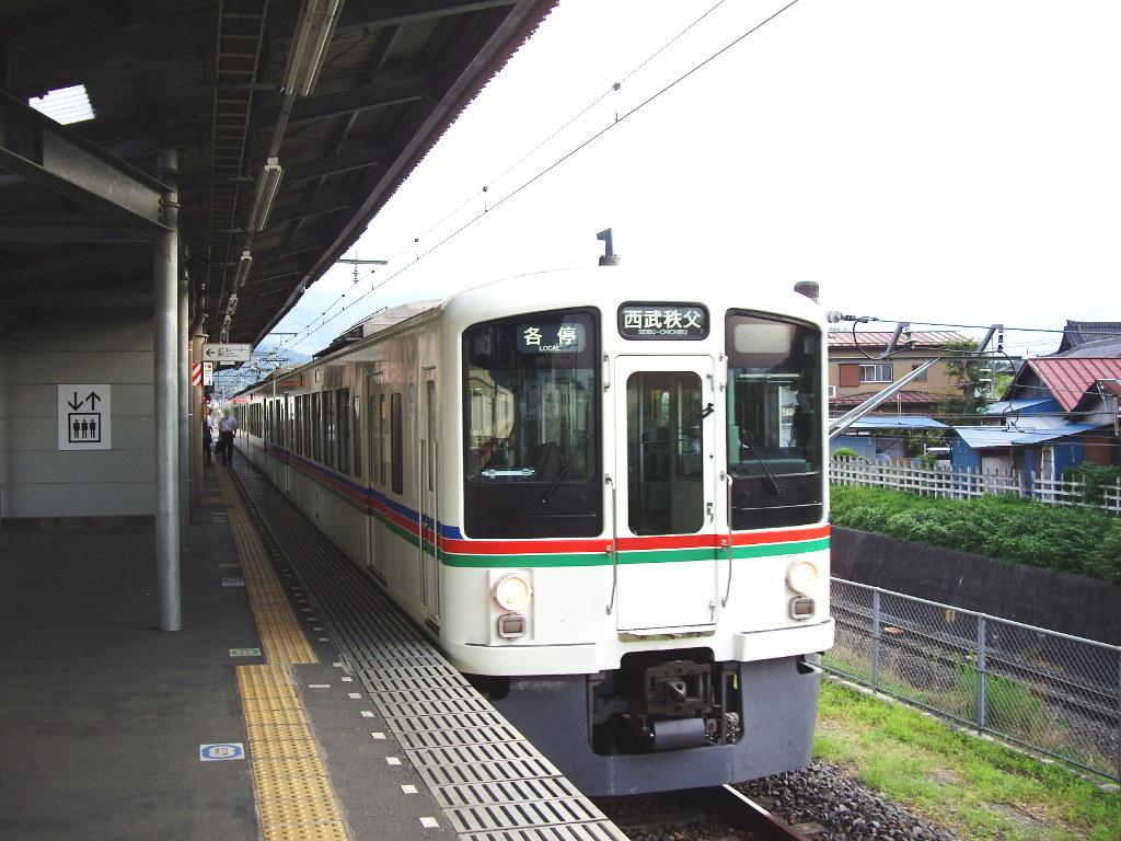西武秩父駅2012夏-7008