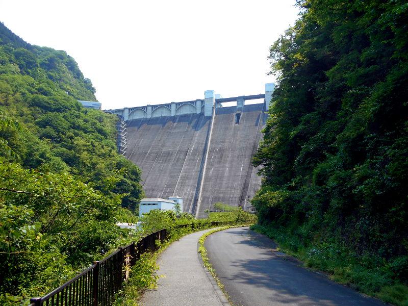 秩父・浦山ダム2016その2・ダムの内部を探検-9606