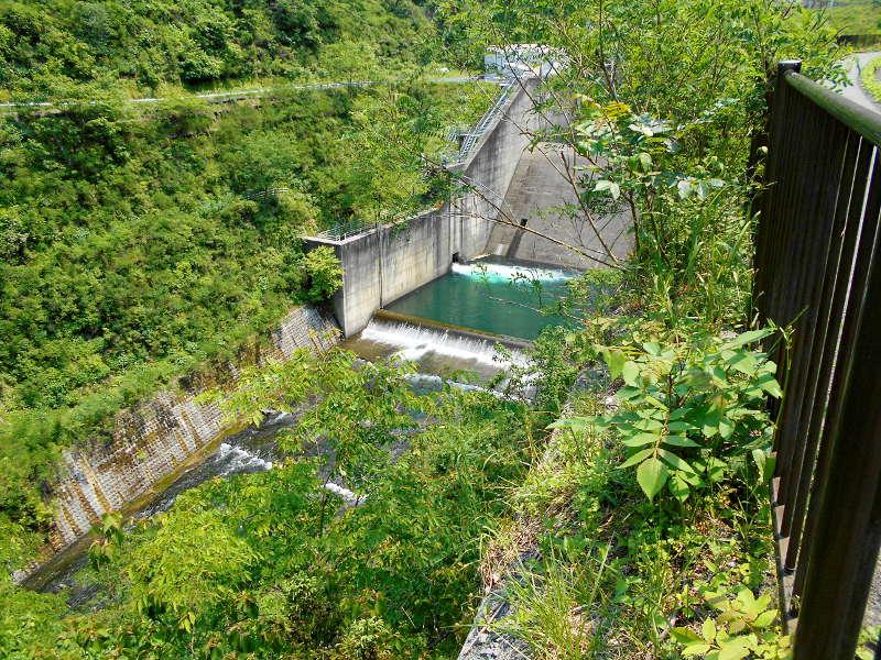 秩父・浦山ダム2016その2・ダムの内部を探検-9607