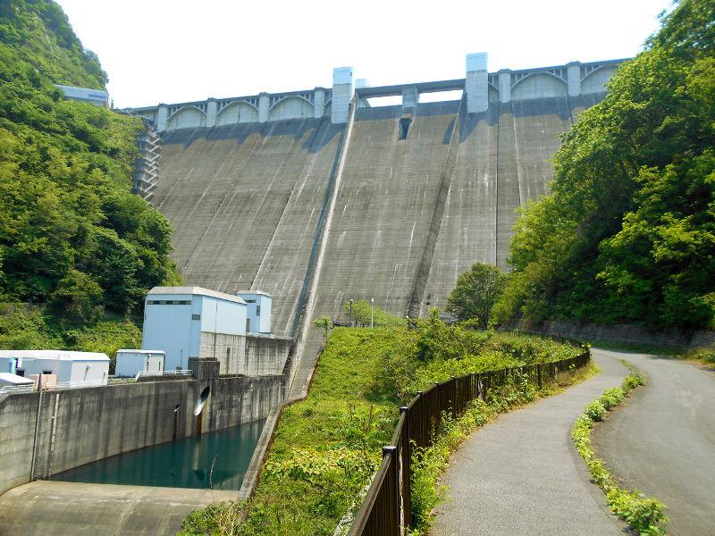 秩父・浦山ダム2016その2・ダムの内部を探検-9608