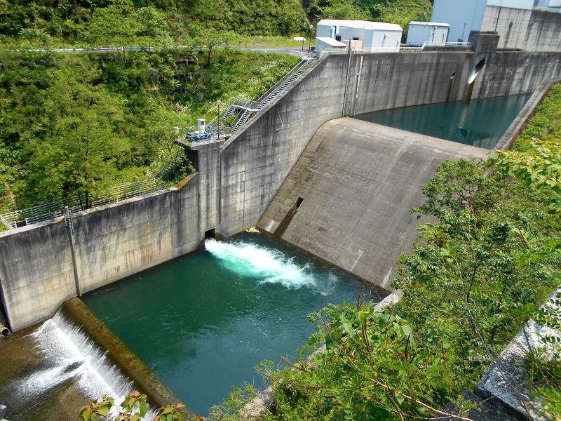 秩父・浦山ダム2016その2・ダムの内部を探検-9609