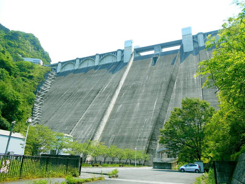 秩父・浦山ダム2016その2・ダムの内部を探検-9610