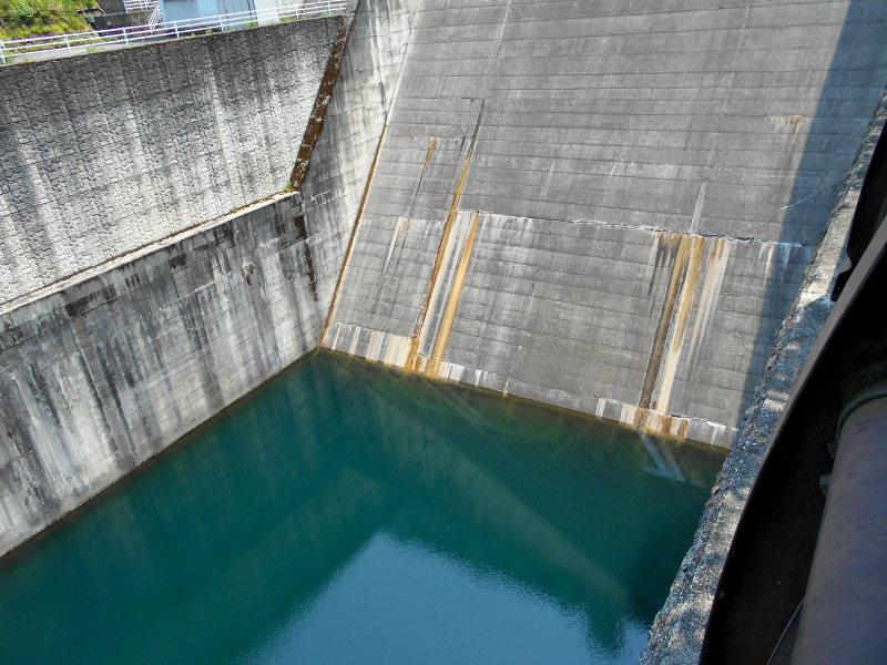 秩父・浦山ダム2016その2・ダムの内部を探検-9612