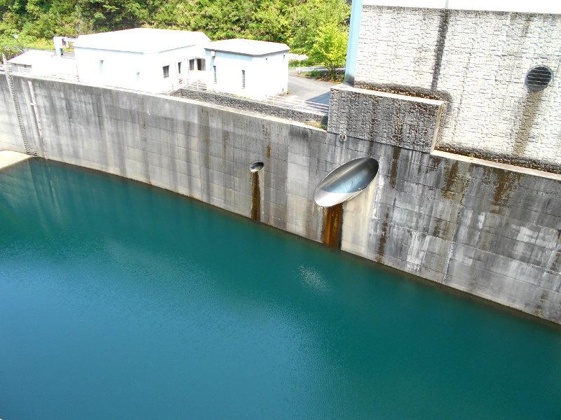 秩父・浦山ダム2016その2・ダムの内部を探検-9613