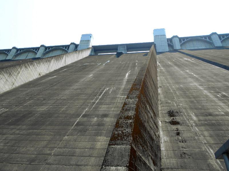 秩父・浦山ダム2016その2・ダムの内部を探検-9615