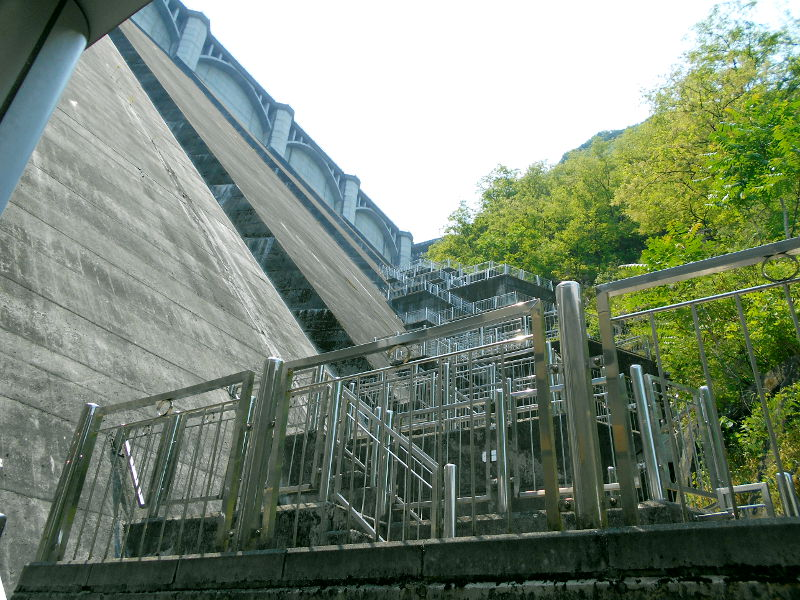 秩父・浦山ダム2016その2・ダムの内部を探検-9618