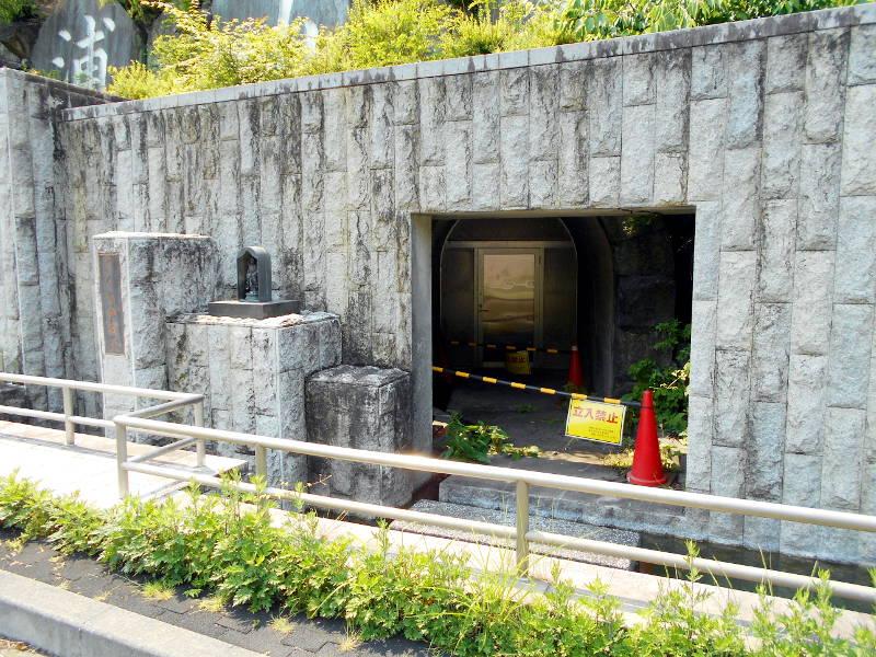秩父・浦山ダム2016その3・ダムのてっぺんを探検-9730