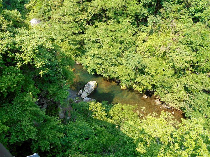 秩父・浦山ダム2016その4・ダムの階段との戦い-9822