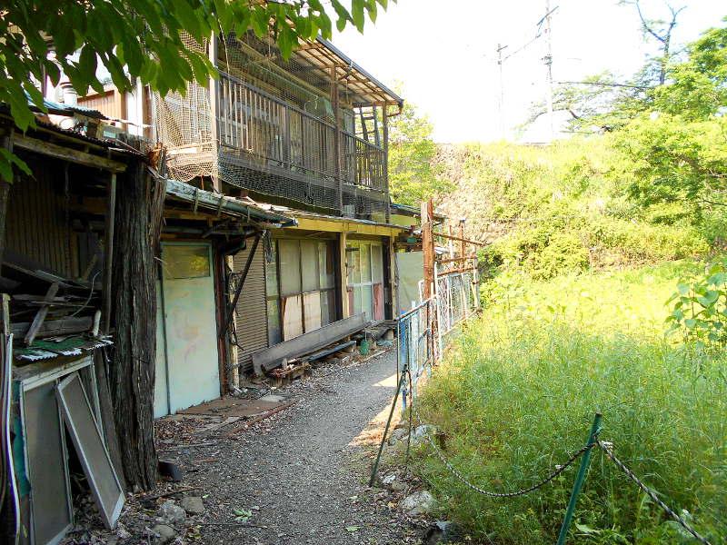 秩父・浦山ダム2016その4・ダムの階段との戦い-9827