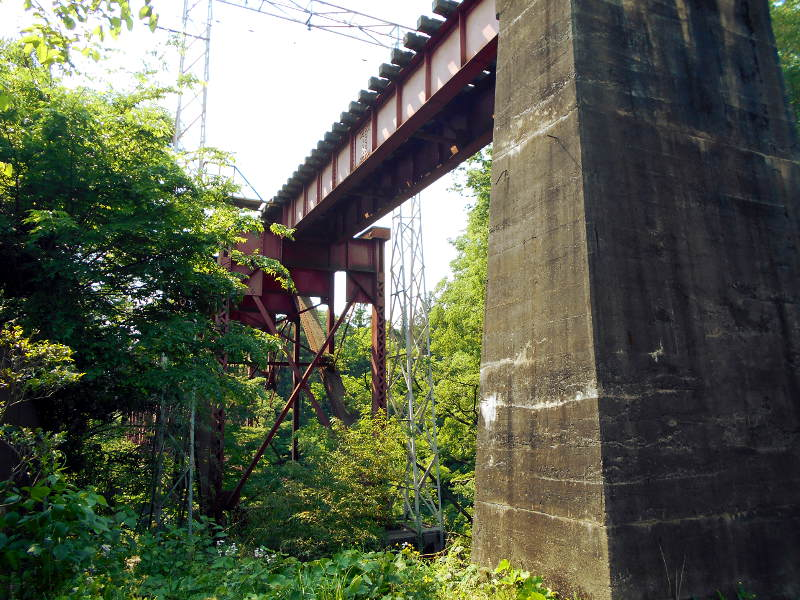 秩父・浦山ダム2016その4・ダムの階段との戦い-9828