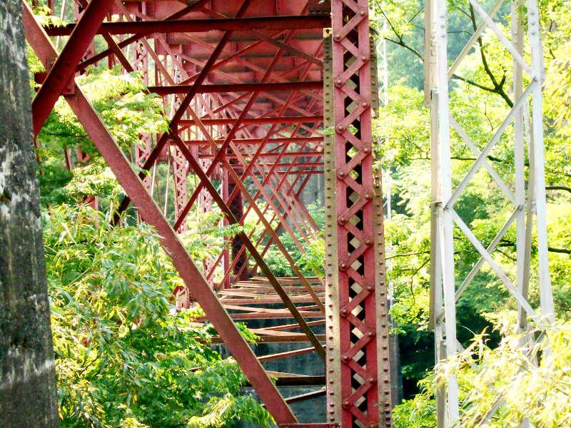 秩父・浦山ダム2016その4・ダムの階段との戦い-9829