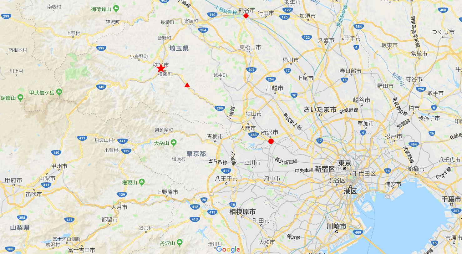 秩父鉄道の貨車「ヲキ」を楽しむ・その1西武秩父駅2018春-9101