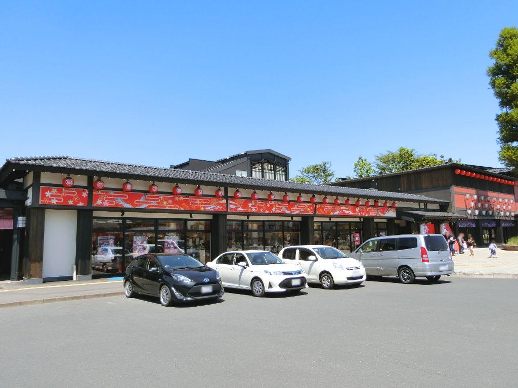 秩父鉄道の貨車「ヲキ」を楽しむ・その1西武秩父駅2018春-9104