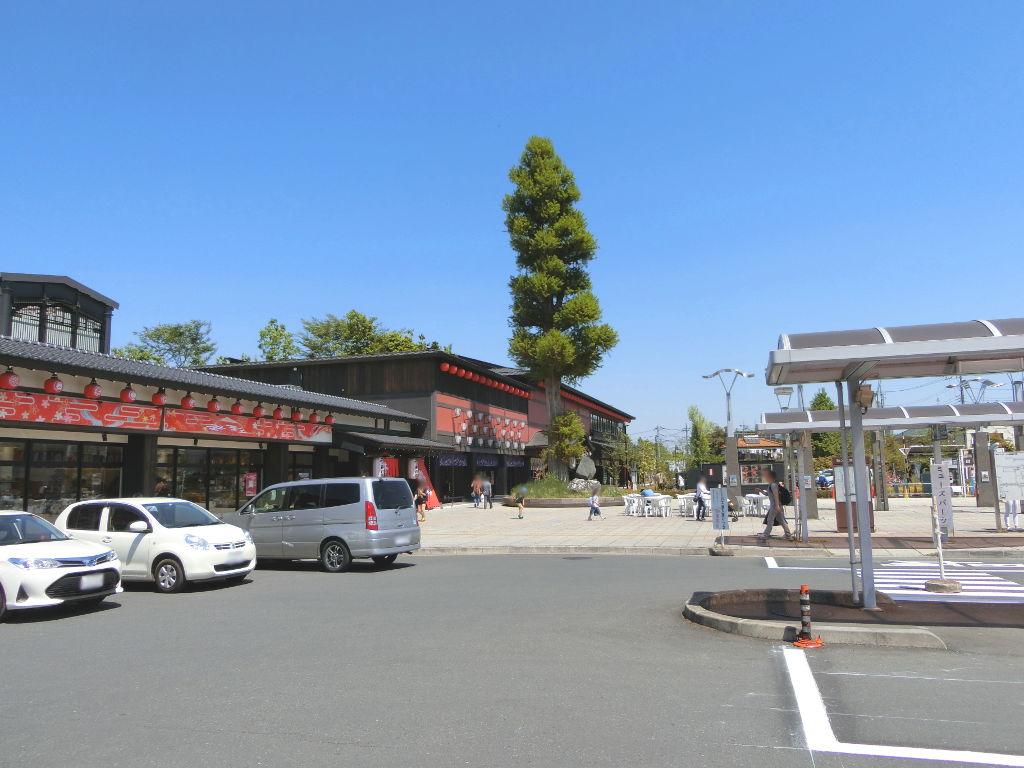 秩父鉄道の貨車「ヲキ」を楽しむ・その1西武秩父駅2018春-9105