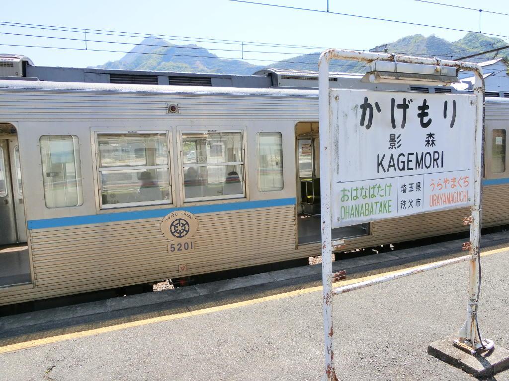 秩父鉄道の貨車「ヲキ」を楽しむ・その2影森駅から三輪駅へ2018春-9203
