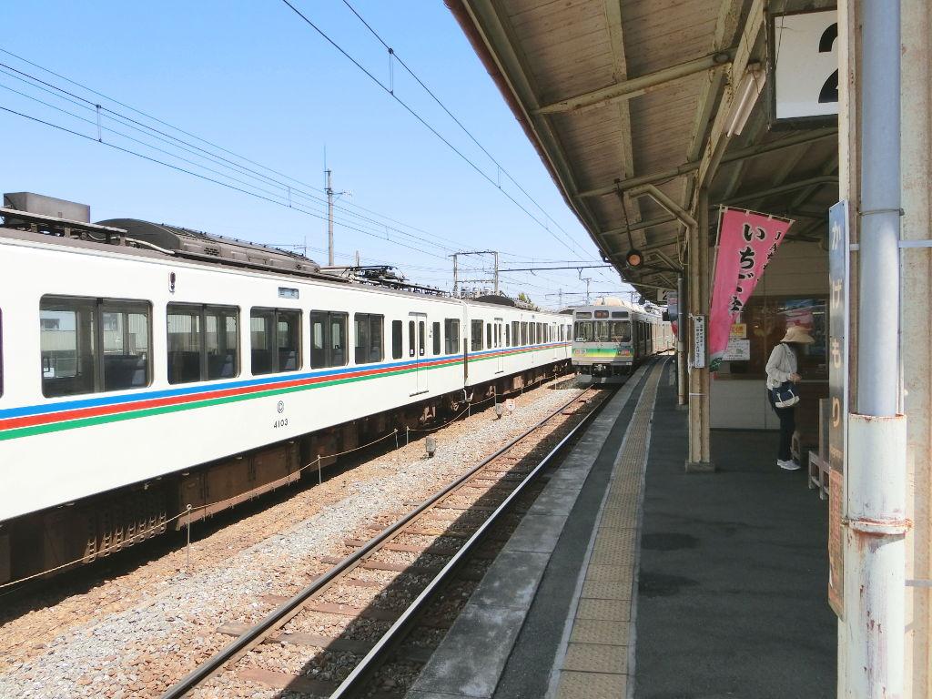 秩父鉄道の貨車「ヲキ」を楽しむ・その2影森駅から三輪駅へ2018春-9206