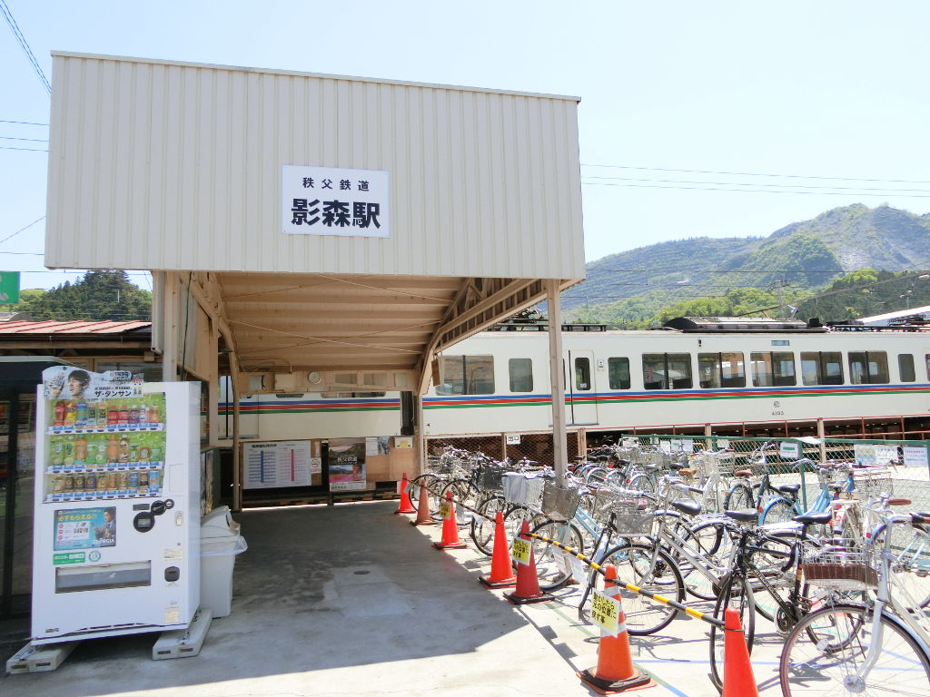 秩父鉄道の貨車「ヲキ」を楽しむ・その2影森駅から三輪駅へ2018春-9208