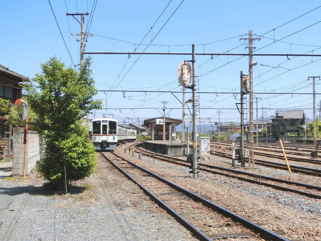秩父鉄道の貨車「ヲキ」を楽しむ・その2影森駅から三輪駅へ2018春-9210