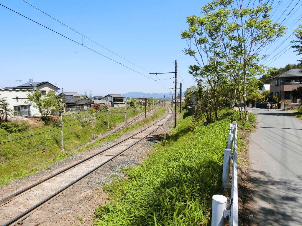 秩父鉄道の貨車「ヲキ」を楽しむ・その2影森駅から三輪駅へ2018春-9217