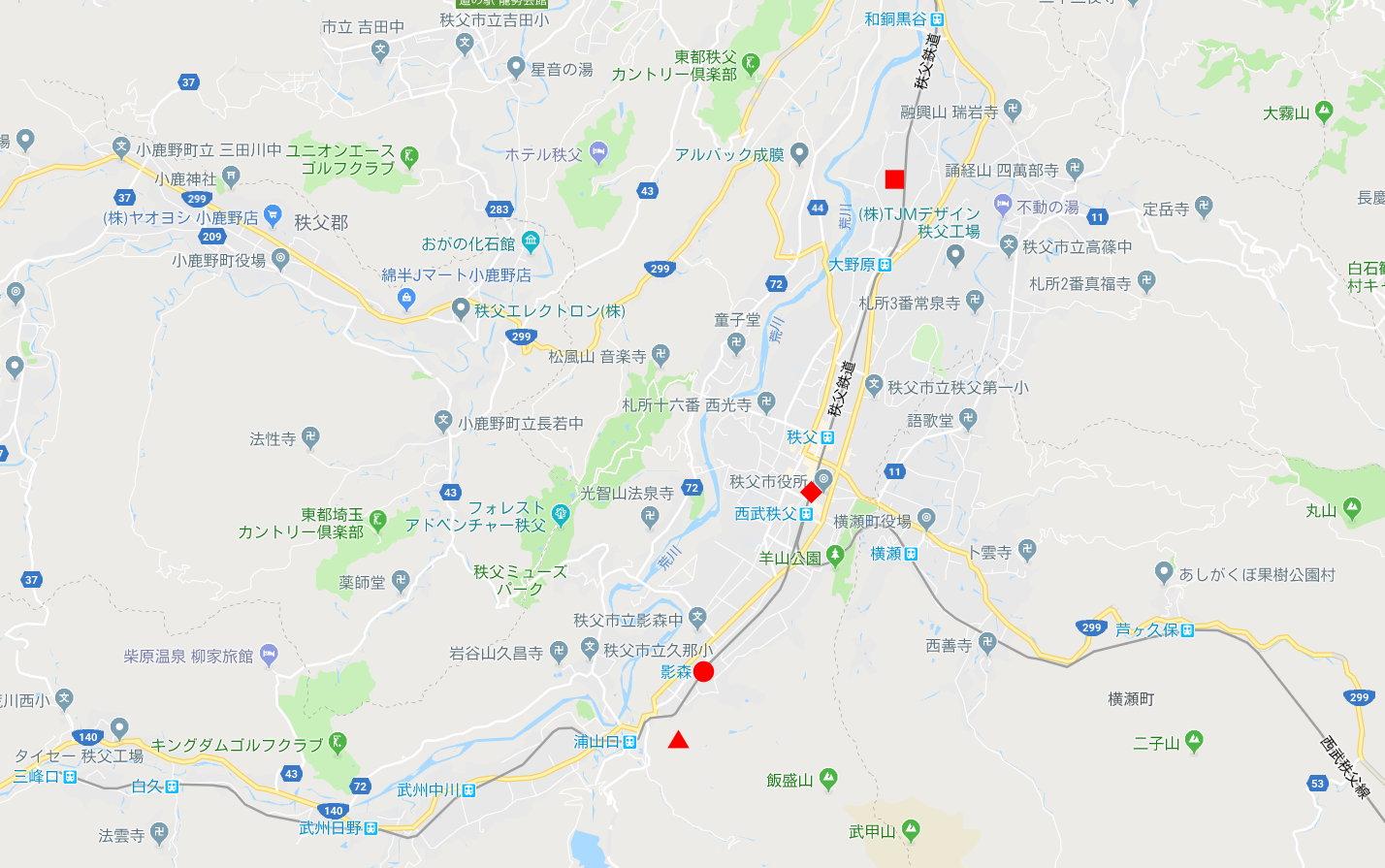 秩父鉄道の貨車「ヲキ」を楽しむ・その3影森駅2018春-9301
