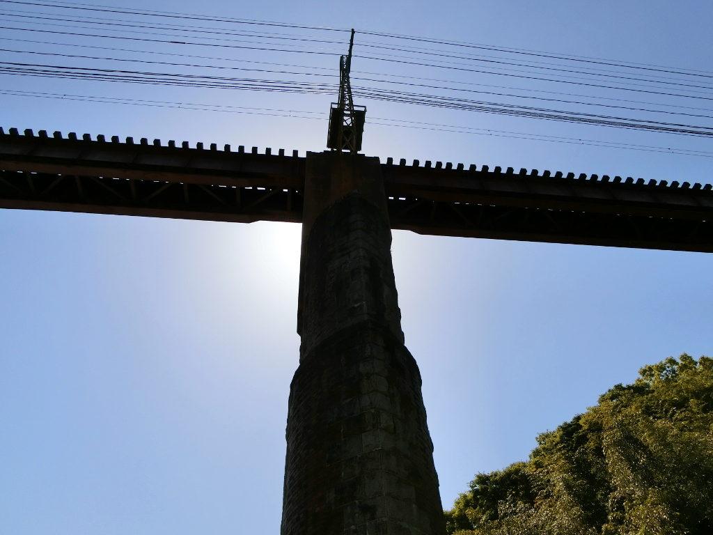秩父鉄道の貨車「ヲキ」を楽しむ・その5上長瀞駅と荒川橋梁2018春-9521