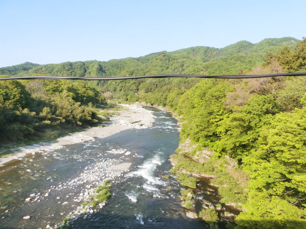 秩父鉄道の貨車「ヲキ」を楽しむ・その6秩父駅からジンギスカン2018春-9605
