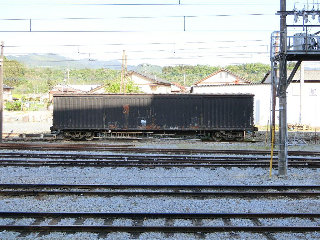 秩父鉄道の貨車「ヲキ」を楽しむ・その6秩父駅からジンギスカン2018春-9608