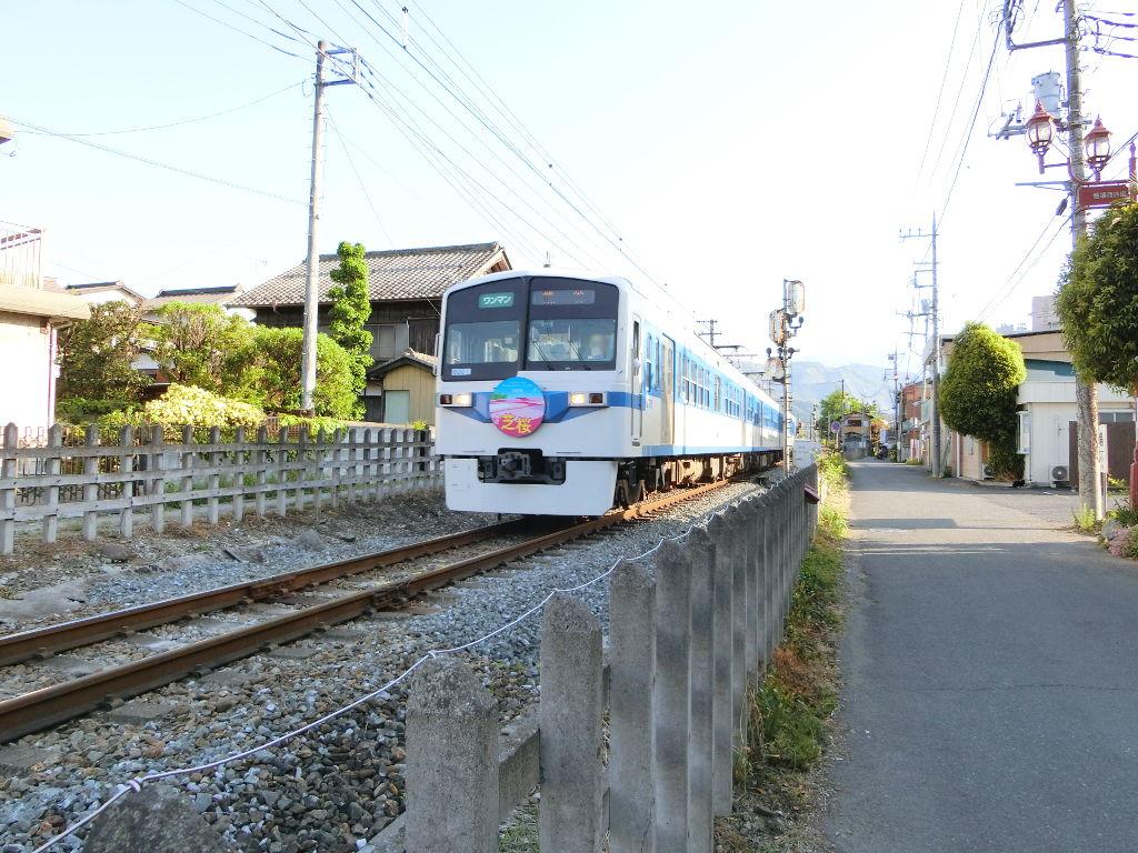 秩父鉄道の貨車「ヲキ」を楽しむ・その6秩父駅からジンギスカン2018春-9610