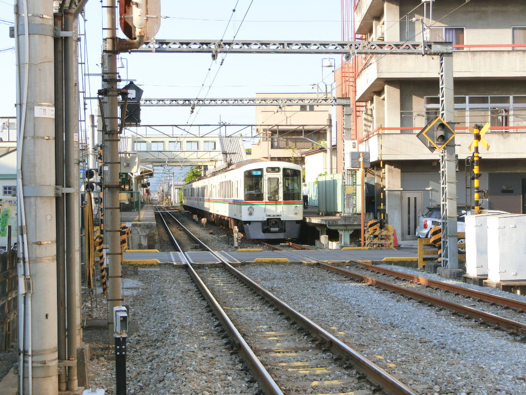 秩父鉄道の貨車「ヲキ」を楽しむ・その6秩父駅からジンギスカン2018春-9613
