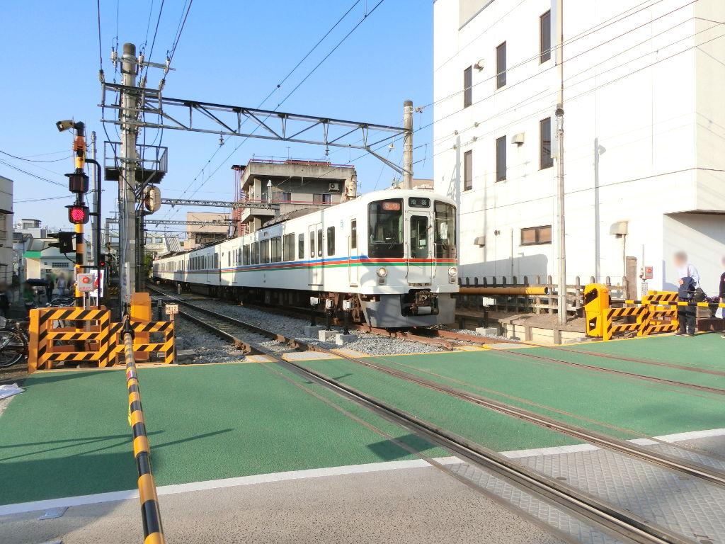 秩父鉄道の貨車「ヲキ」を楽しむ・その6秩父駅からジンギスカン2018春-9614
